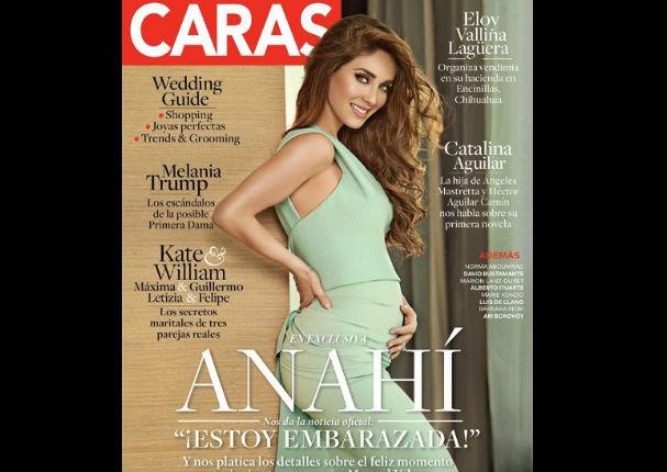 Anahí: Ex RBD confirma su embarazo así (FOTOS)