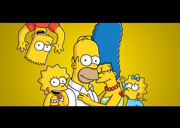 ¡Increíble! Los Simpson causan polémica con Hora de Aventura - VIDEO