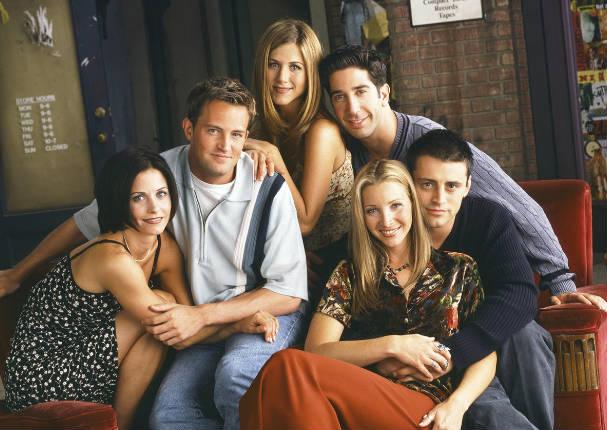 Friends: Recordada serie cumplió 22 años desde su estreno