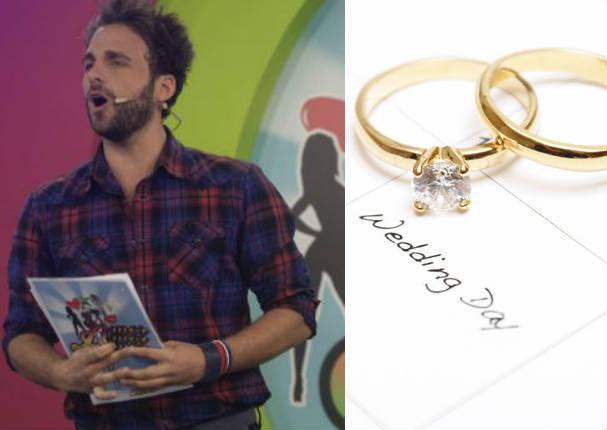 ¡La echó! Rodrigo González reveló que día se casará...