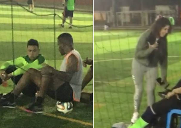 ¿Regresaron? Yahaira Plasencia y Jefferson Farfán se lucen juntos - VIDEO