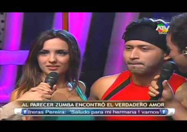 ¡Recordaron el pasado! Así lucían Zumba y Rosángela Espinoza en Combate