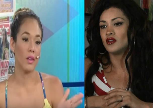 ¡Asuuu! Jazmín Pinedo no cree en nadie y se burla de Michelle Soifer