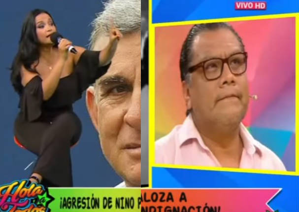 Mariella Zanetti cuadró al Dr. Tomás Angulo en vivo - VIDEO