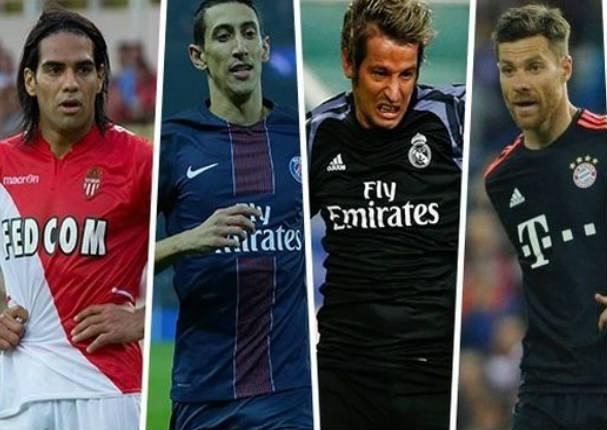 Los futbolistas que juegan en Europa y habrian ocultado sus ingresos