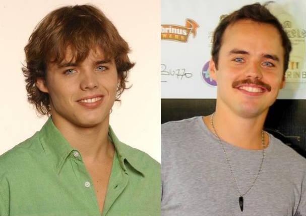 Mira el impresionante antes y después del elenco de Floricienta