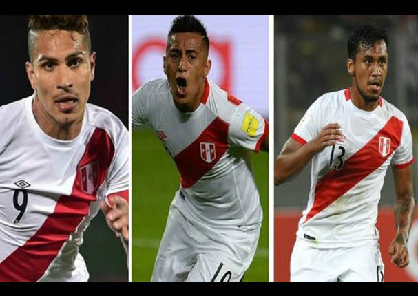 La FPF escogió los tres mejores goles de la selección en el 2016 - VIDEO
