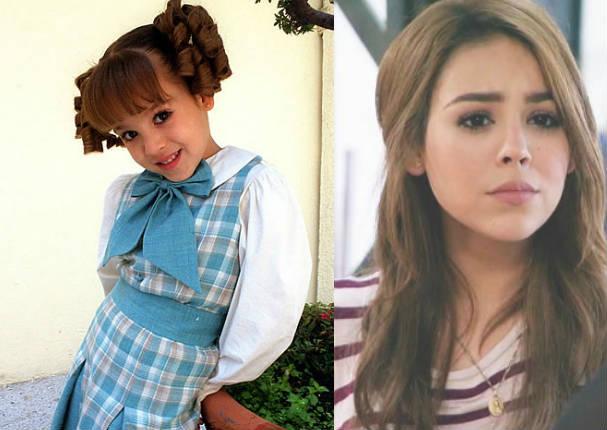 Danna Paola: El radical cambio de look que sorprendió a todos