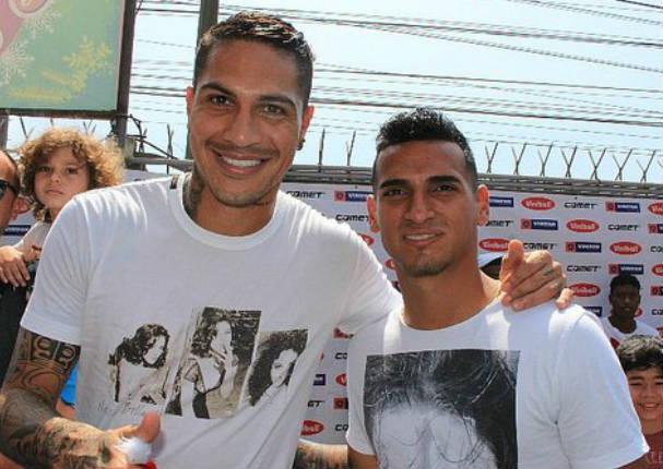 Primeras imágenes de Guerrero y Trauco juntos en Flamengo - VIDEO