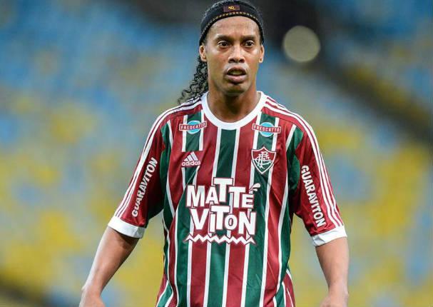 Ronaldinho llegaría a este equipo sudamericano
