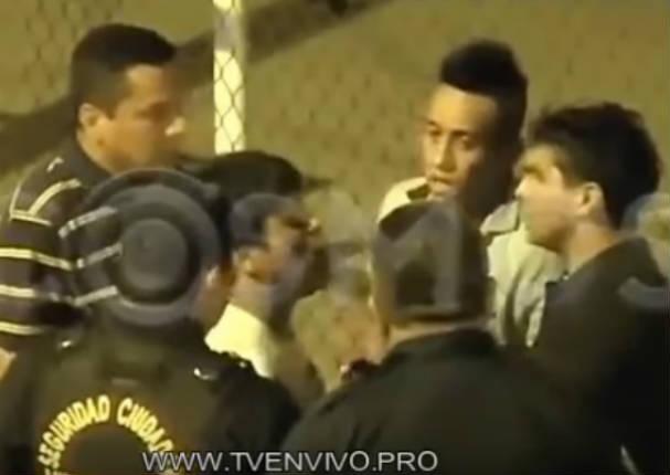 Tremendo escándalo que hizo Christian Cueva en calles de Trujillo