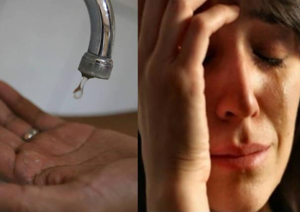 Checa si tu distrito está afectado por el corte de agua