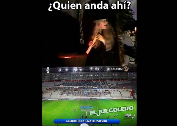 Los memes para Sporting Cristal tras la 'Noche de la Raza Celeste' - VIDEO