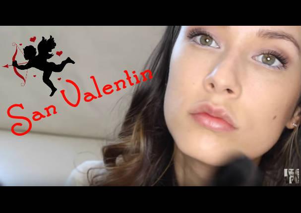 Logra un look romántico con este bello maquillaje