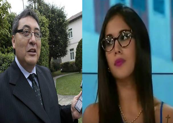 ¡De lo peor! Papá de 'Gato' Cuba 'choleo' a Melissa Paredes