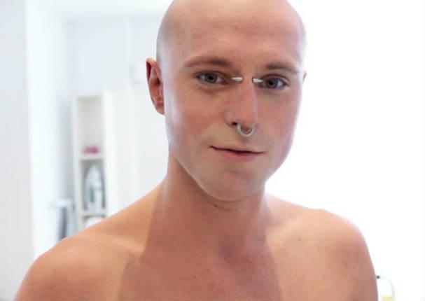 Hombre con más tatuajes en el mundo toma radical decisión - VIDEO