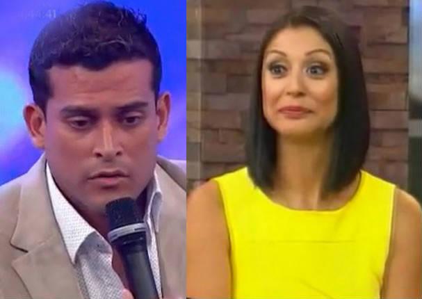 ¿Karla Tarazona olvida a Christian Domínguez con otro amor?