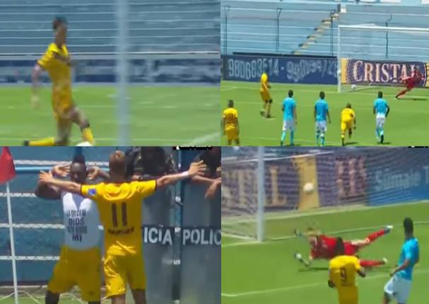 Los dos goles que le metieron a Sporting Cristal en tan solo dos minutos - VIDEO