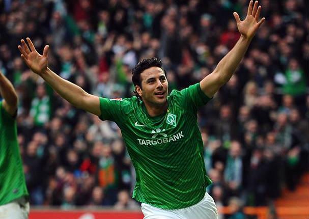 Este es el futuro que le espera a Claudio Pizarro en Werder Bremen