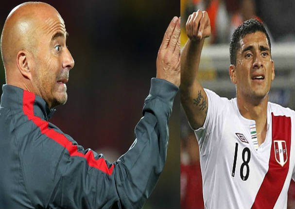 Sampaoli a un futbolista peruano: 'No sirves para el fútbol'