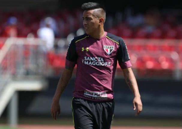¿Christian Cueva llegará al Venezuela vs Perú? Así va su recuperación