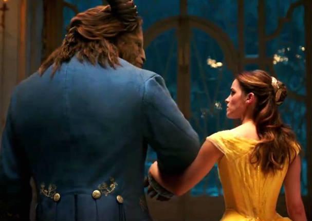 ¡Hoy se estrena! 'La Bella y La Bestia ' llegó hoy a los cines peruanos