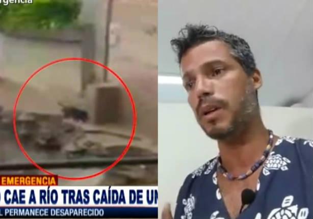 Pancho Cavero da este penoso anuncio sobre los animales - VIDEO