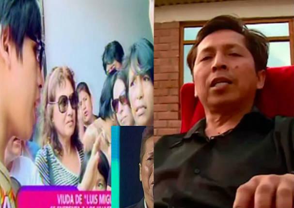 Yo Soy: Viuda de Luis Miguel se entera que cantante murió en la casa de otra -VIDEO