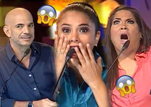 Ricardo Morán: Esta fue la peor reacción que tuvo con Katia Palma - VIDEO