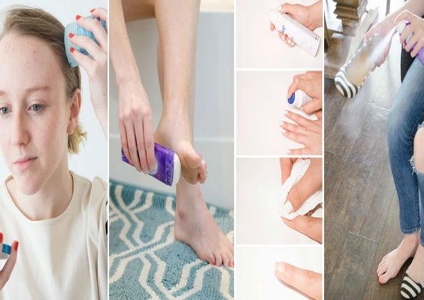 Viral: Curiosas formas de usar el desodorante ¿Lo sabías?
