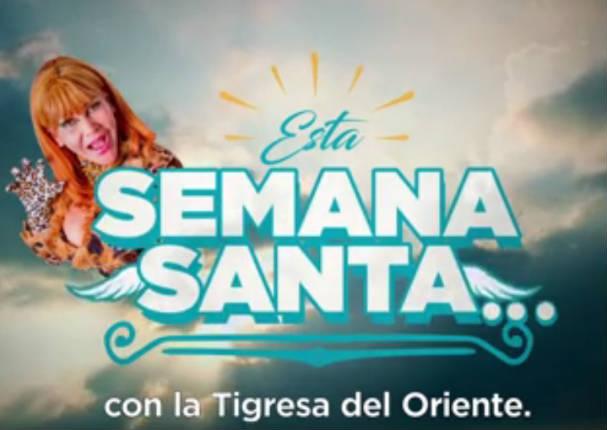 Semana Santa: Netflix sorprende a todos con anuncio sobre 'La Tigresa del Oriente' - VIDEO