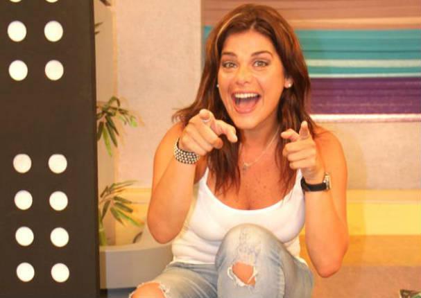 Giovanna Valcárcel sufrió terrible accidente en Lurín