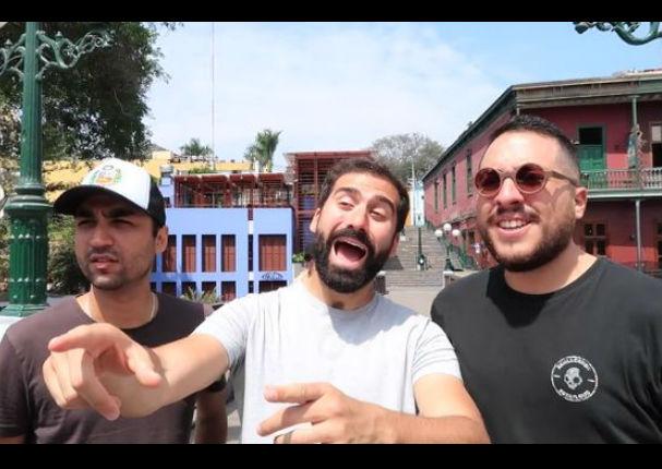 Facebook: Humorista español estuvo en Perú y esto dijo del país
