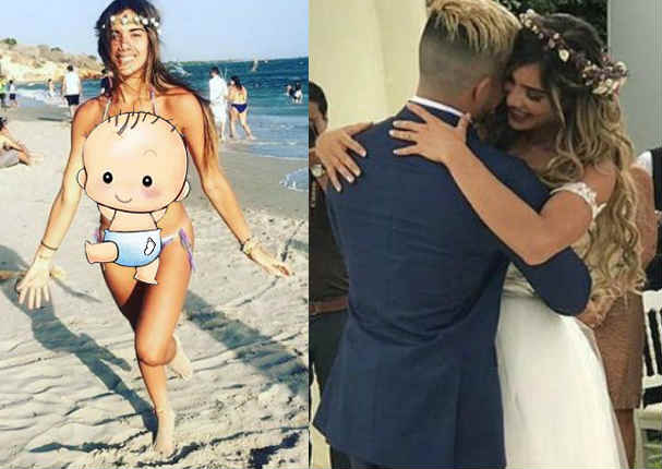 ¿Korina Rivadeneira y Mario Hart serán padres? - VIDEO