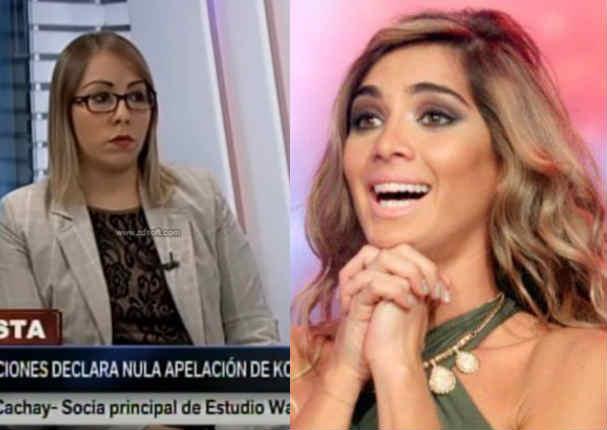 Abogada de Korina Rivadeneira confirmó que venezolana tiene que irse pero…