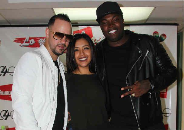 Los 4 de Cuba cantaron y encantaron a sus fans en Radio Panamericana