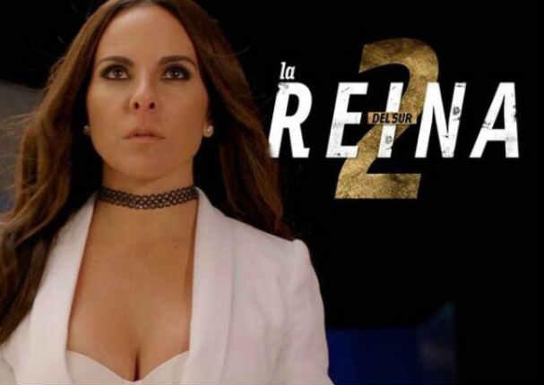 Kate del Castillo vuleve como 'La Reina del Sur 2' - VIDEO