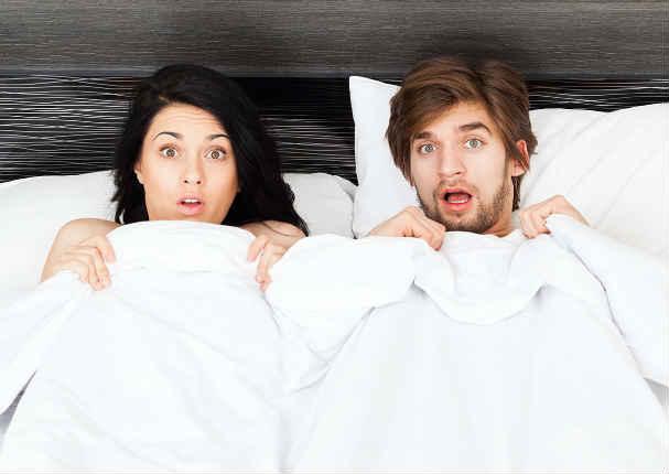 Hacer esto hace que tengas más confianza en la intimidad con tu pareja