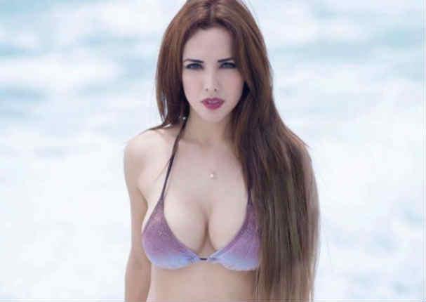 Rosángela Espinoza: Su fotografía se vuelve viral por mostrar 'detallito'
