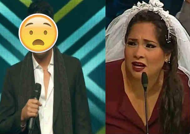 Yo Soy: Katia Palma se casó pero ni imaginas quién apareció