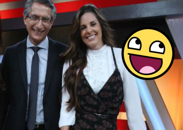 Federico Salazar trolea feo a Rebeca Escribens y ella lo amenaza en vivo