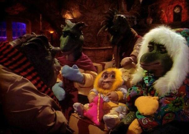 ¿La viste? Así fue el trágico final de la 'Familia Sinclair' en la famosa serie 'Dinosaurios'