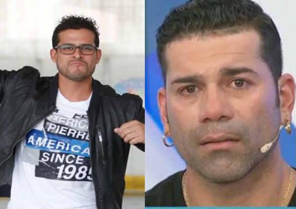 Christian Domínguez sacó su peor lado y le dijo todo esto a 'Tomate' Barraza