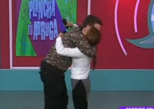 'Peluchín' lloró por el último deseo de niño que murió de cáncer