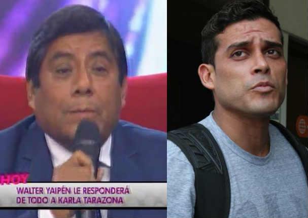 Walter Yaipén hunde a Christian Domínguez y revela su peor pesadilla -  VIDEO
