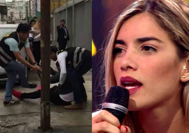 Eyal Berkover: Cibernautas en contra de Korina Rivadeneira tras detención de israelí