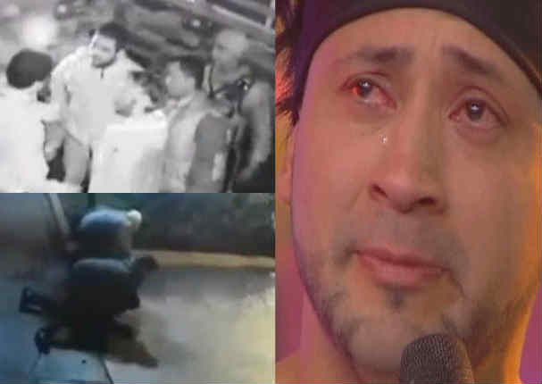 Zumba fue intervenido por la policía pero eso no es lo peor - VIDEO