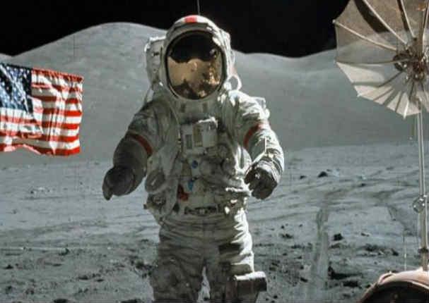 ¡Increíble! Estas son las cosas que no te contaron del primer viaje a la luna