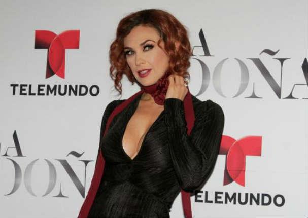 Aracely Arámbula hace delirar a fans con fotografía semidesnuda - FOTOS