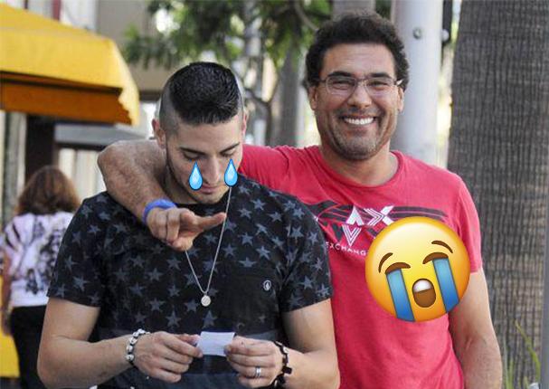 ¡Fuerte! Hijo de Eduardo Yáñez arrepentido de haber llamado 'golpeador de mujeres' a su padre